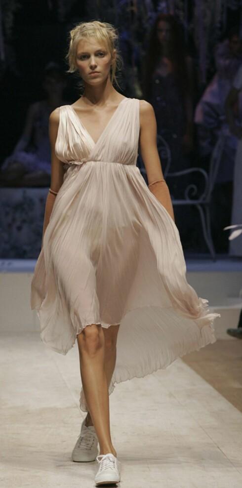 Anna Molinari vår- sommer 2006