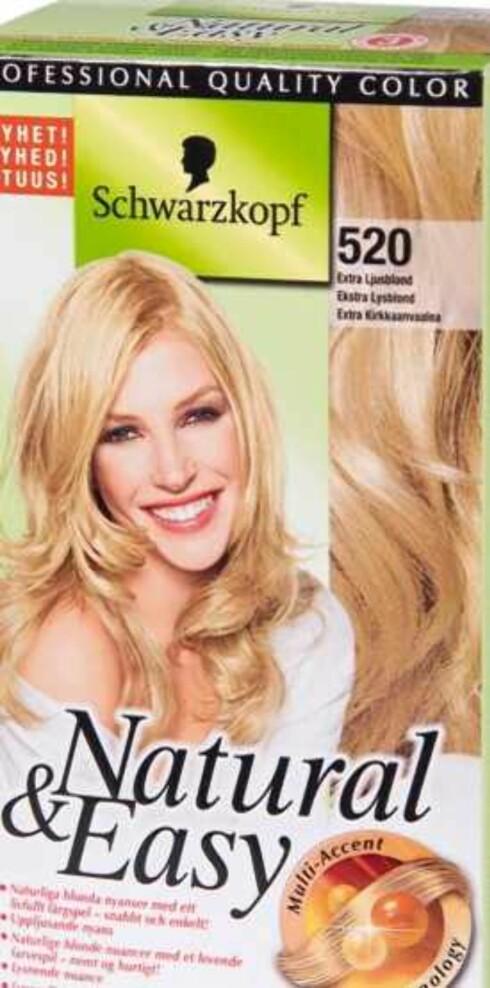 (kr 120, Natural & Easy)
