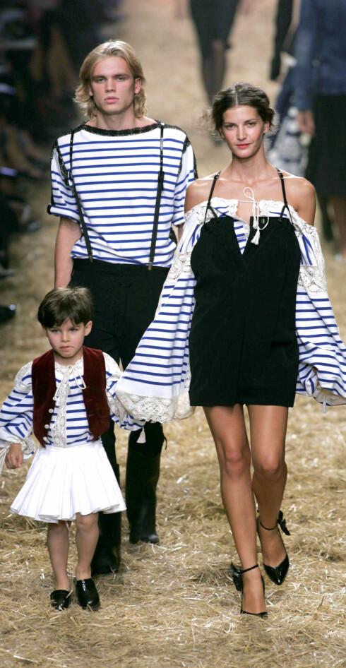 Jean Paul Gaultier vår- sommer 2006