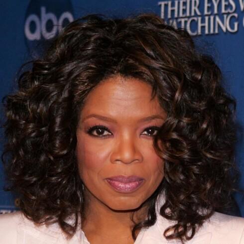 Føler seg lurt: Oprah Winfrey. Foto: All Over Press