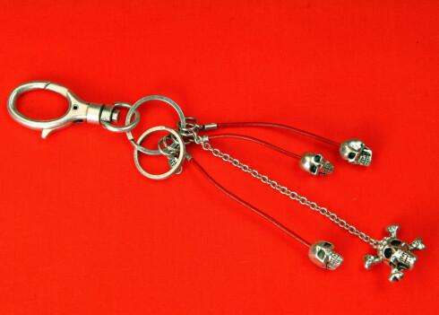 Nøkkelring (kr 300, Pilgrim)