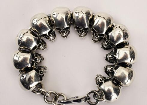Armbånd i massivt sølv (kr 7900, Voga)
