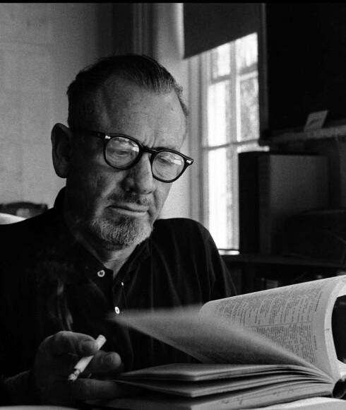 Hot akkurat nå: John Steinbeck.