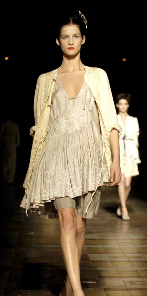 Dries Van Noten vår- sommer 2006