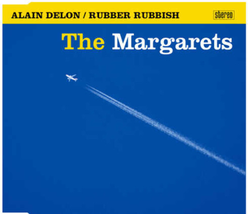 Populære The Margarets slapp låta Alain Delon i 2002. Nå henter vi den fram igjen.  Foto: Promo