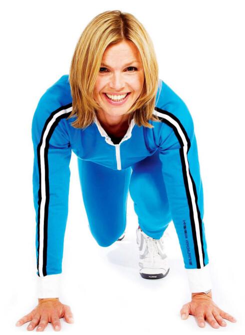 Jill Jahrmann er KKs treningsekspert. Hun er utdannet fysioterapeut og treningsfaglig ansvarlig for SATS. Har du spørsmål til henne, kan du sende en e-post til jill@kk.no
