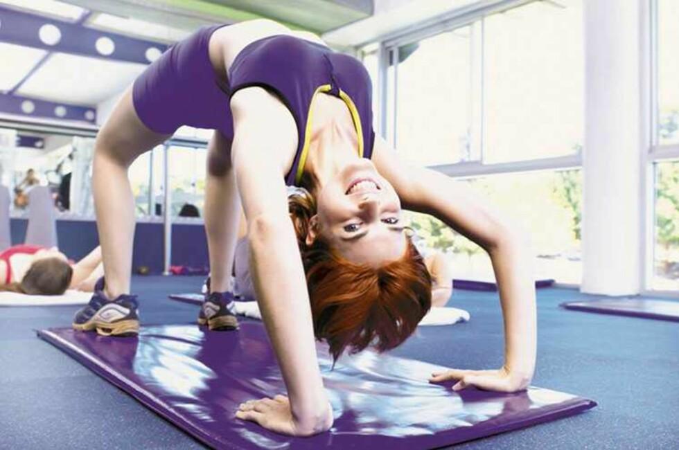 Hjelp for treningsnoviser