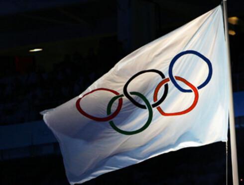 Nå skal flagge vaie i 16 dager, som forhåpentlig blir fulle av norsk gull.