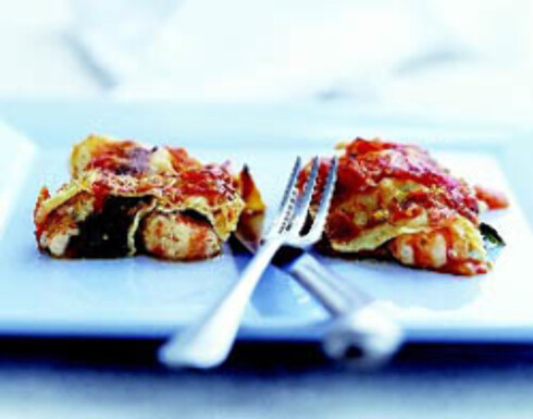 Lasagne -- lagvis og lett