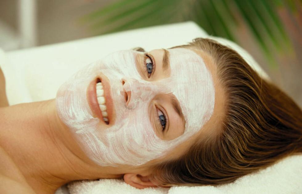 Lag dine egne ansiktsmasker