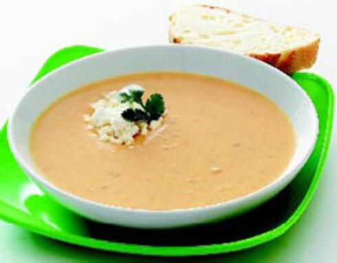 Gresk suppe