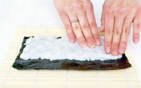 Sushiruller  - maki sushi