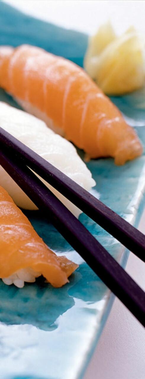 Fingersushi - nigiri sushi