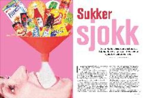 Er du avhengig av sukker?
