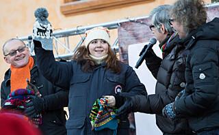 Stemningsrapport fra julemarkedet på Bogstad Gård