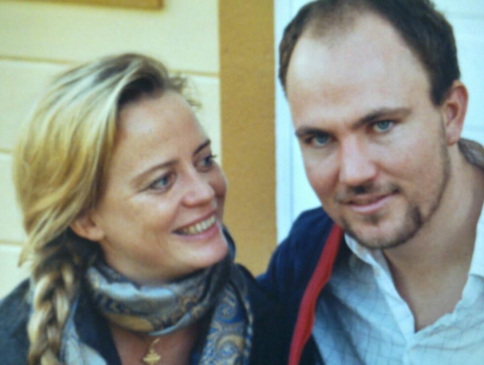 Hverdagsprins: For fire år siden møtte Hilde Johanne samboeren Marius Alexander Lund Smit. - Sammen med ham har jeg oppdaget hverdagsmagien, sier hun.
