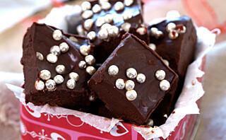 Sjokoladetrøfler