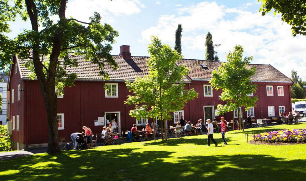 Gjøvik Gård: Spennende museum og et kulturelt samlingspunkt, stedet må oppleves!
