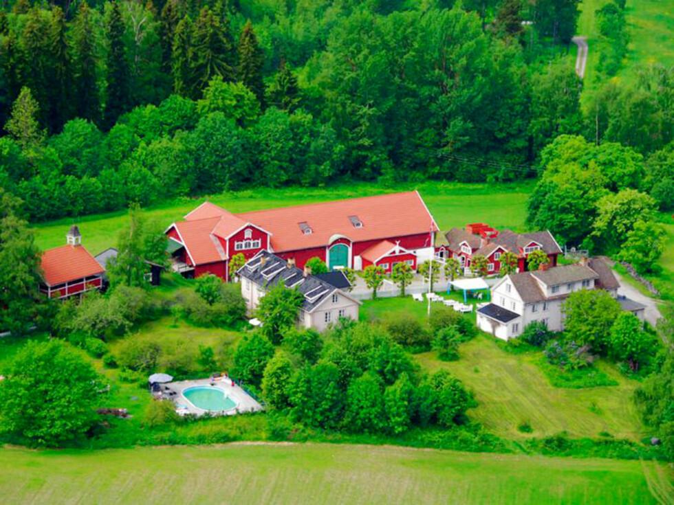 Annexstad Gård tilbyr koselig overnatting til en rimelig pris.