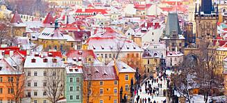 Den beste shoppingen i Praha