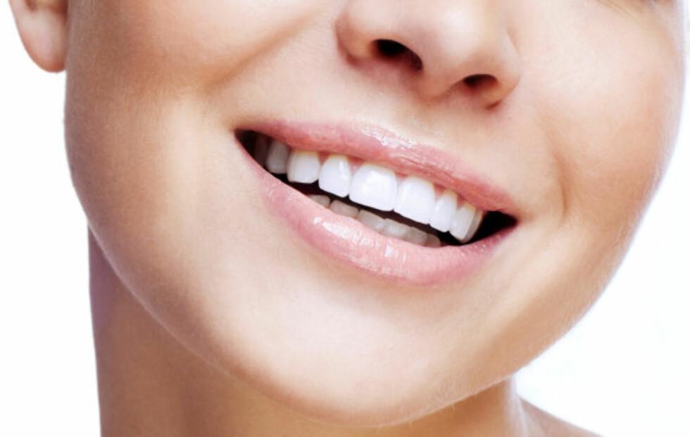 DISSE LIKER D-VITAMIN: Forskning viser at D-vitamin er bra for tannhelsen vår.  Foto: Getty Images/iStockphoto