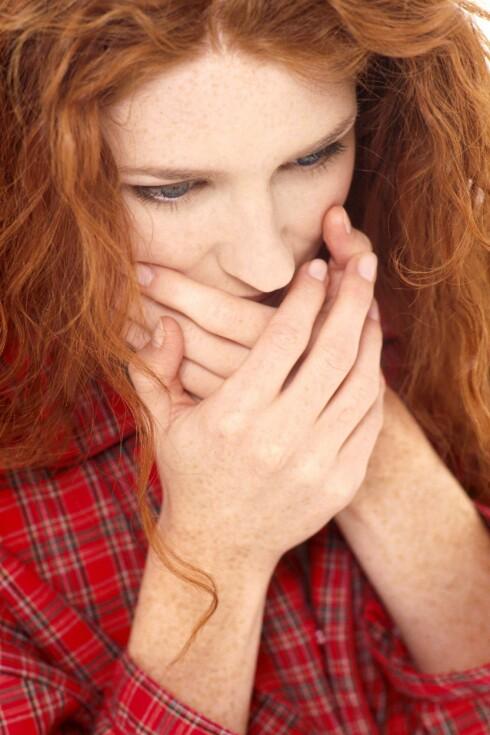 KVALM?! Det finnes naturlige remedier som hjelper. Foto: Colourbox