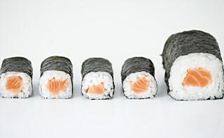 Ikke spar de gamle sushibitene
