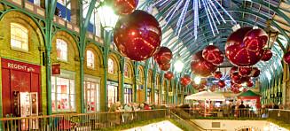 Londons beste juleshopping
