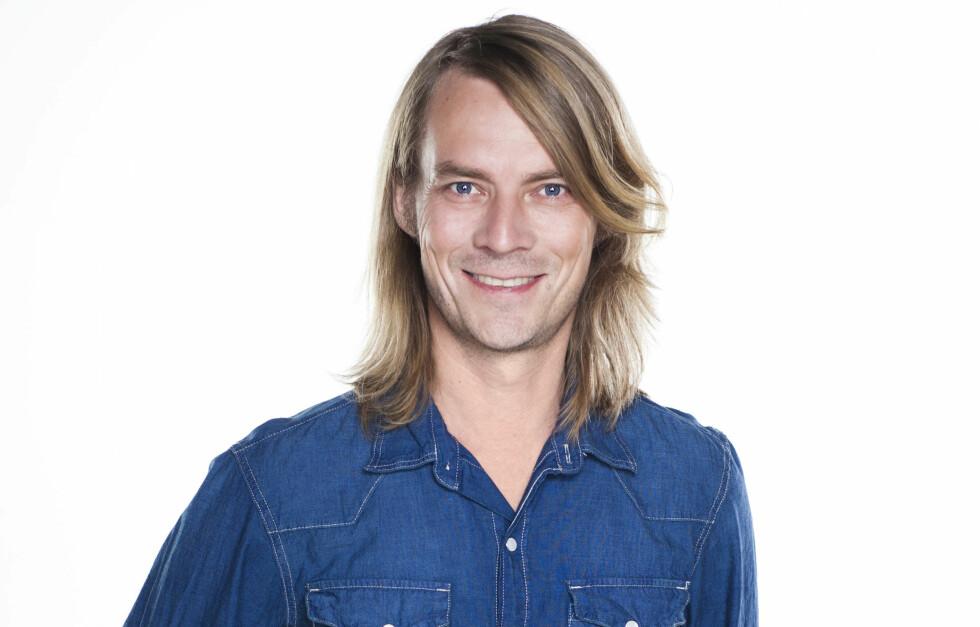 EKSPERTEN: Peder Kjøs er spesialist i klinisk voksenpsykologi og svarer leserne om sex og kjærlighet på KK.no.  Foto: Astrid Waller