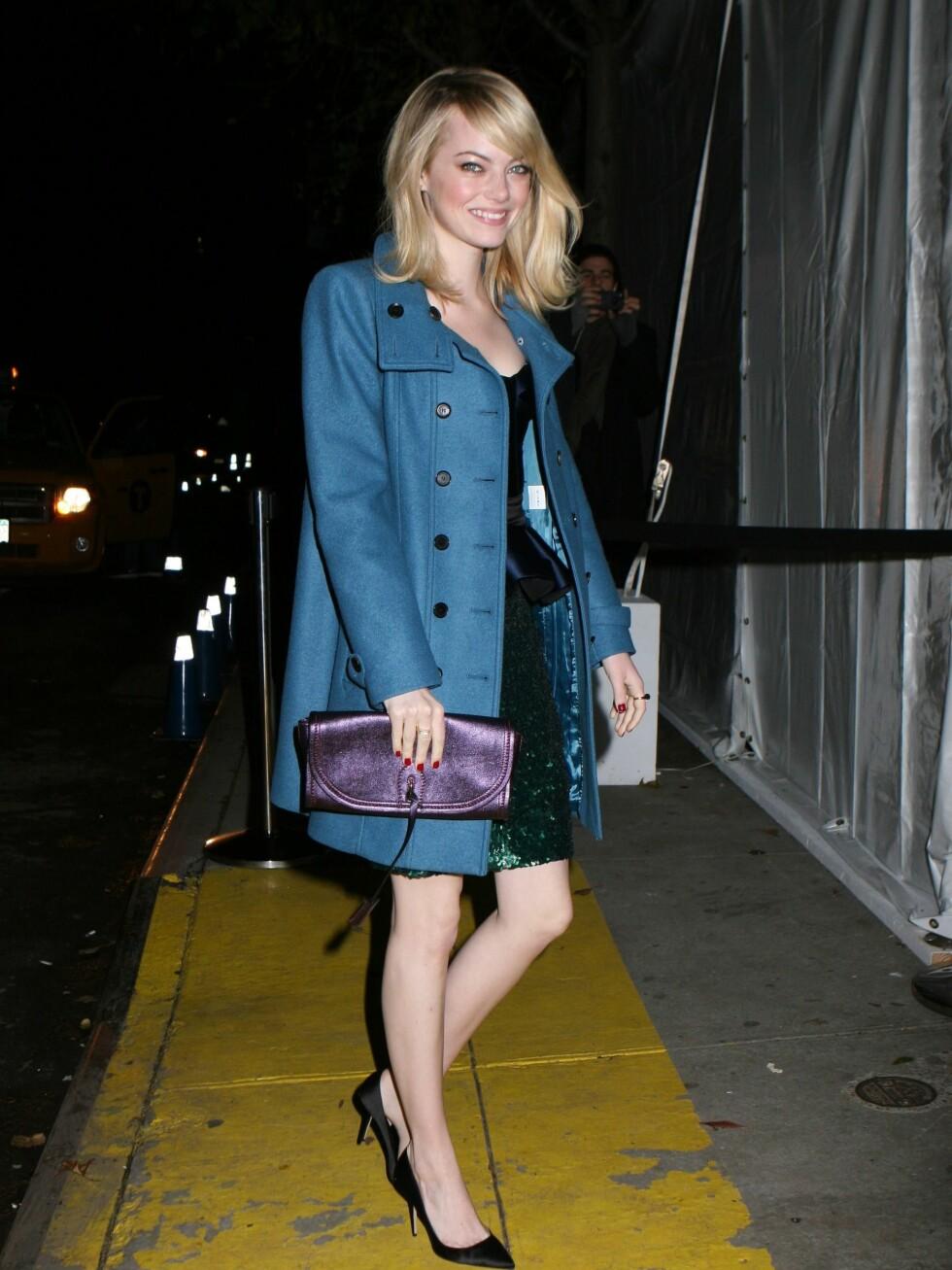 NR 1: Emma Stone. Foto: All Over Press