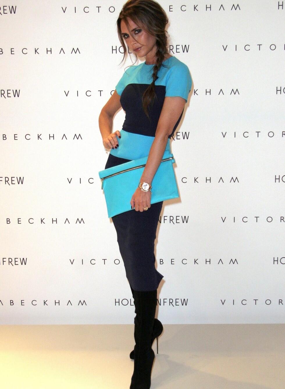 NR 6: Victoria Beckham Foto: All Over Press