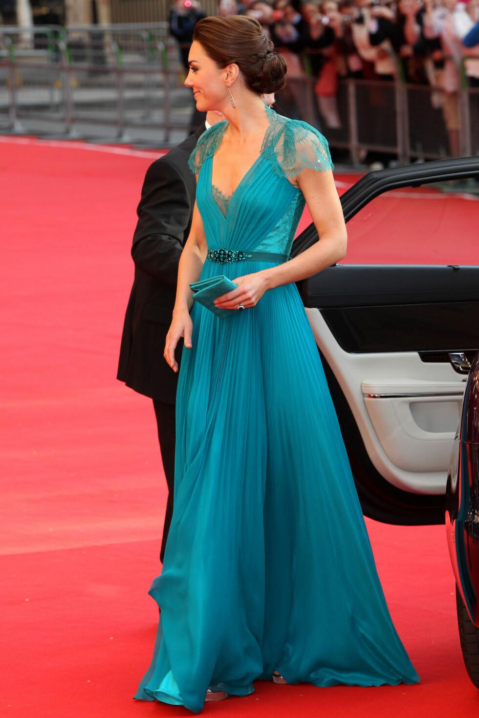 NR 7: Hertuginnen av Cambridge, Kate Middleton Foto: All Over Press