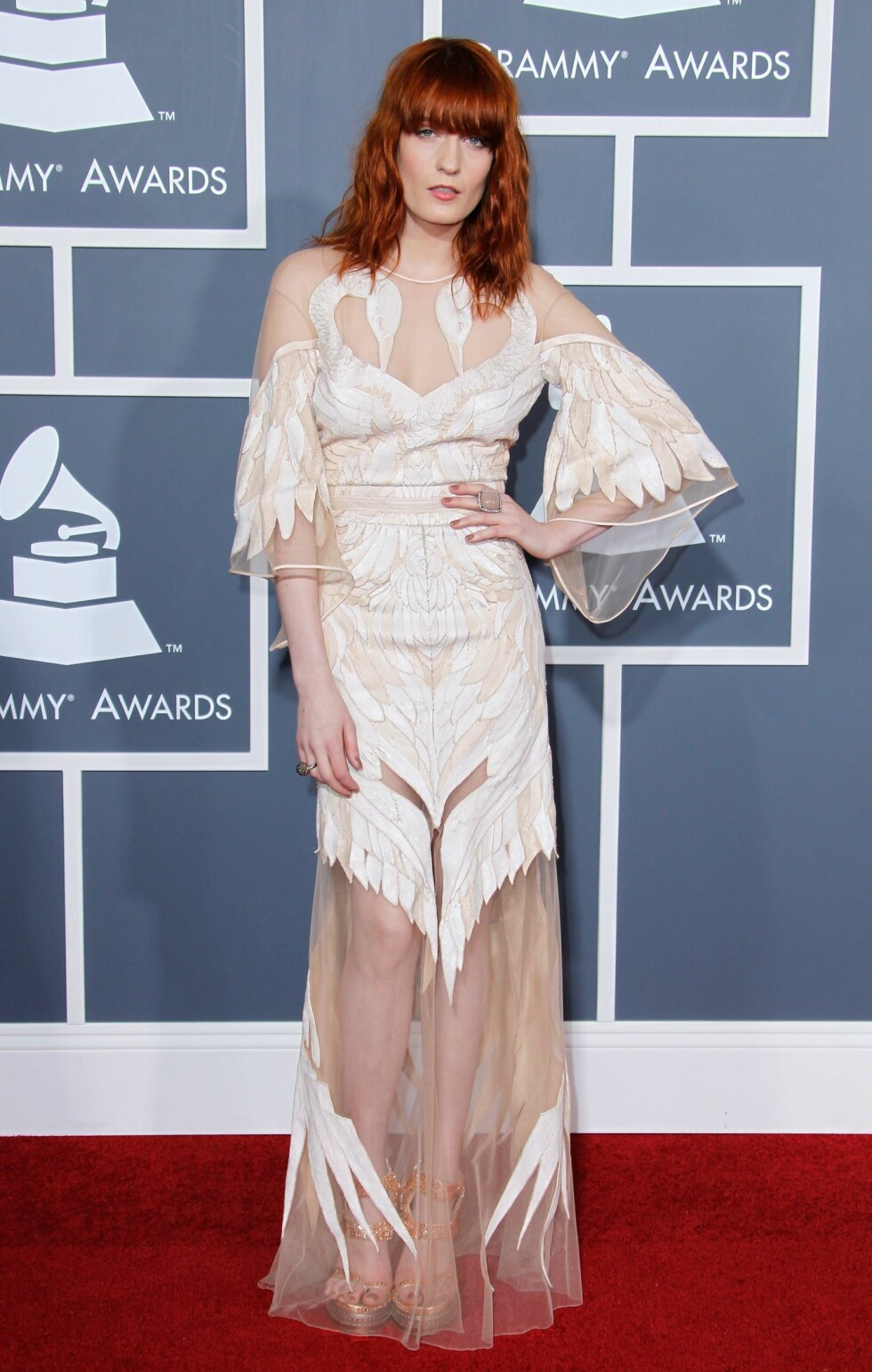 NR 10: Florence Welch. Foto: All Over Press