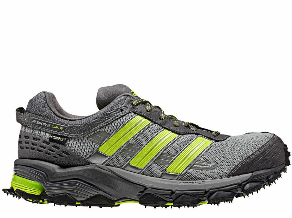 Adidas Respons Trail 18 GTX. 899 kroner, xxl.no.