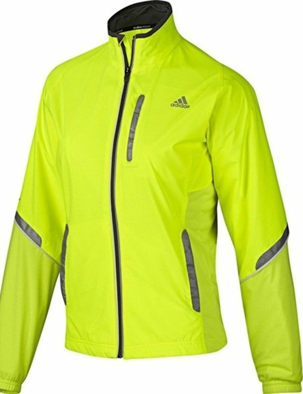 Adidas Seq av Beat jakke. 1400 kroner, Loplabbet.no.