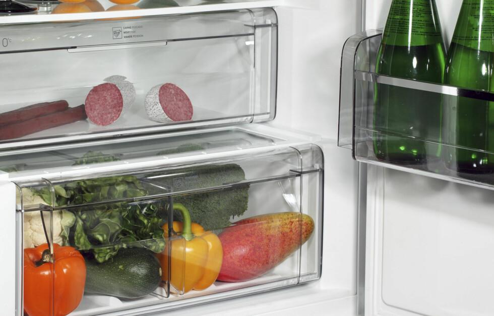 STRØMBRUDD: Etter en lang periode med strømbrudd, kan du fortsatt spise maten i kjøleskapet?  Foto: Getty Images/iStockphoto