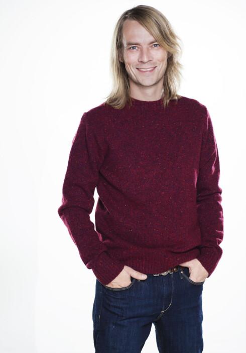 KKs samlivsekspert, psykolog Peder Kjøs. Foto: Astrid Waller