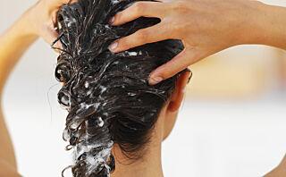 Derfor bør du tørrvaske håret