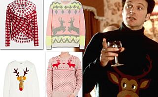 Trendy med glorete julegenser