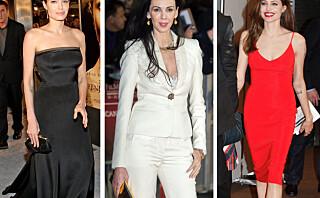 Skal L'Wren Scott designe Angelina Jolies brudekjole?