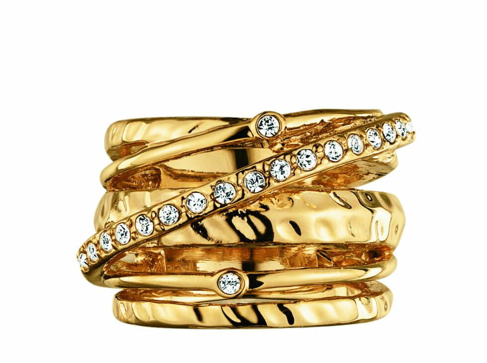 Ring (kr 890, Dyrberg/Kern). Foto: Produsenten