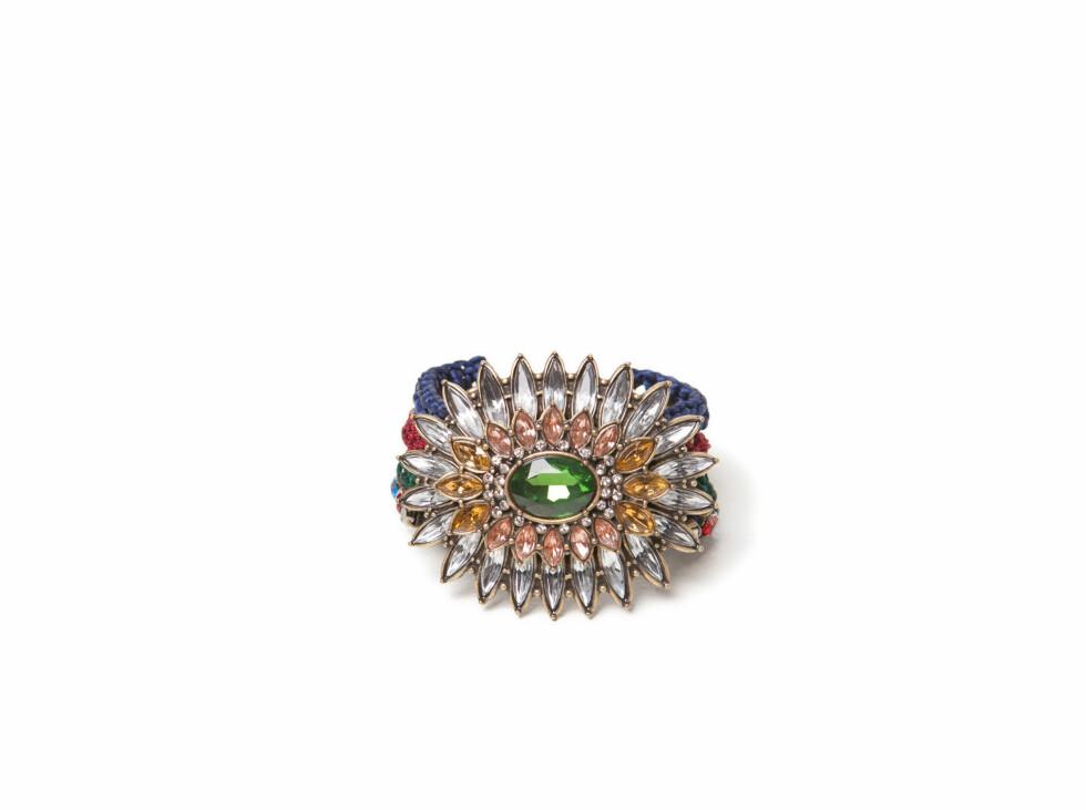 Armbånd (kr 250, Zara). Foto: Produsenten