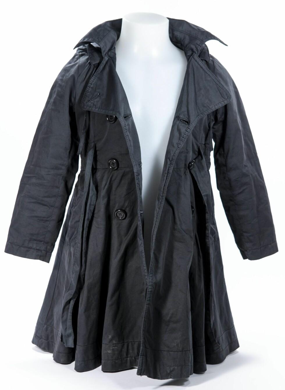 Slik ser kåpen ut åpen.