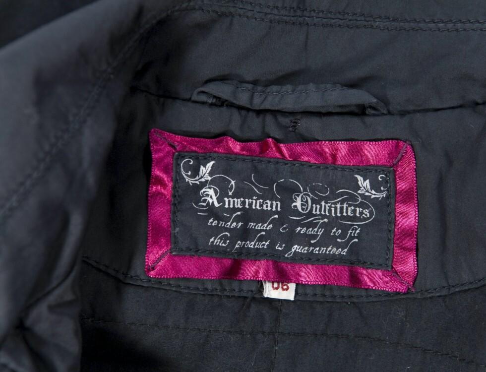 American outfitters, størrelse 6 år