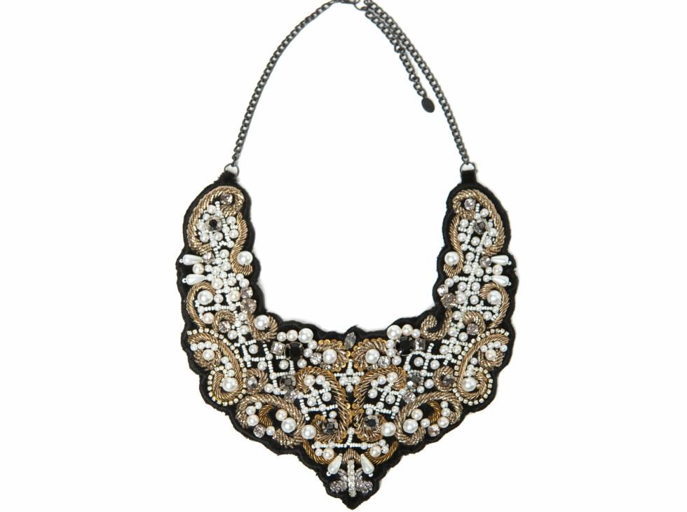 Smykke (kr 280, Zara). Foto: Produsenten