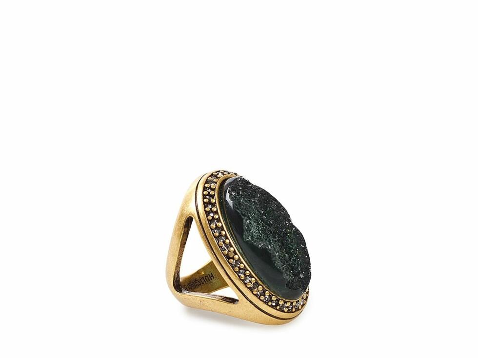 Ring (kr 390, Hultquist/nelly.com). Foto: Produsenten