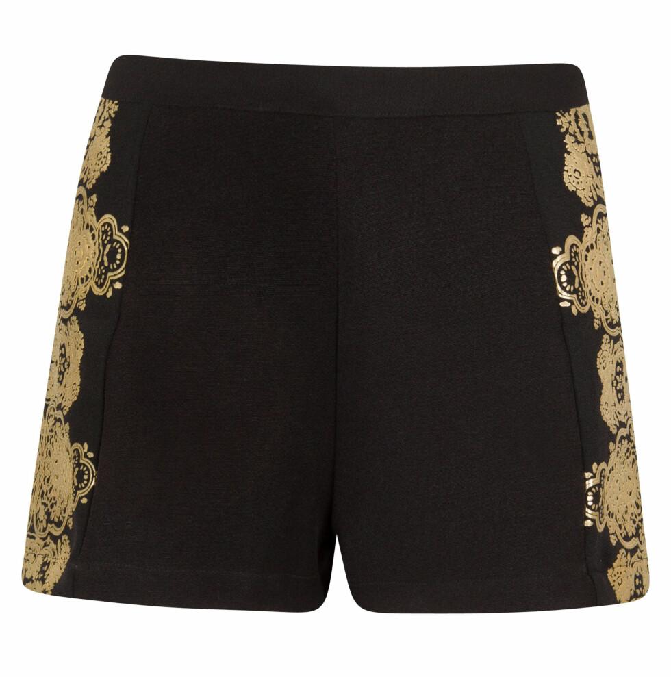 Shorts (kr 300, Bik Bok). Foto: Produsenten