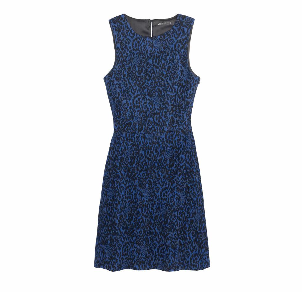 Kjole (kr 700, Zara). Foto: Produsenten