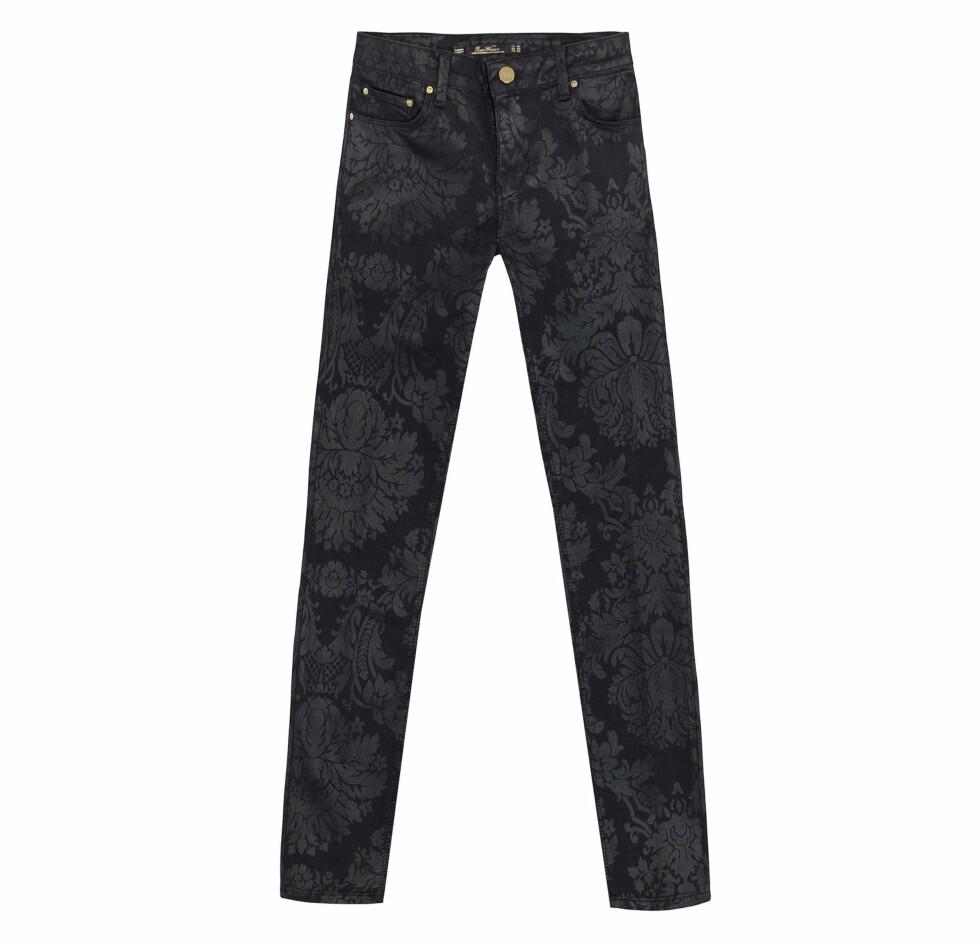Bukse (kr 560, Zara). Foto: Produsenten