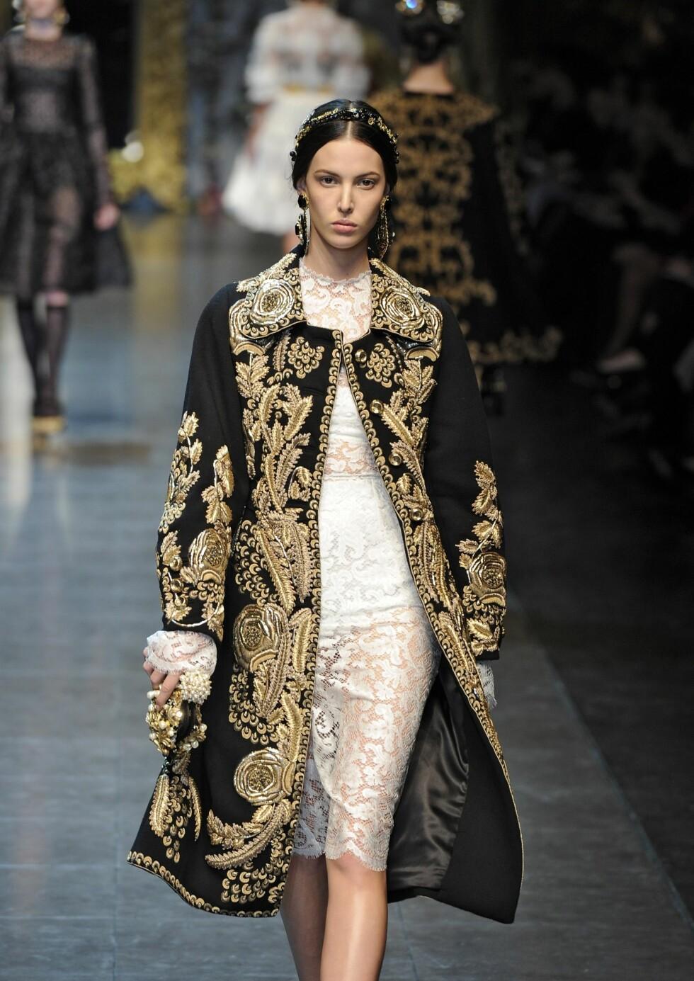 Dolce & Gabbana Foto: All Over Press